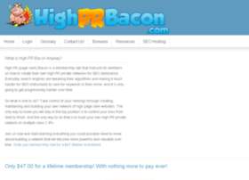 highprbacon.com