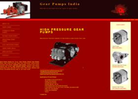 Highpressurepumps.gearpumpsindia.com