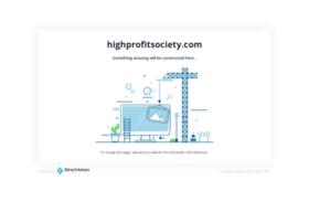 highprofitsociety.com