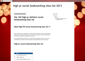 highprsocialbookmark.blogspot.in