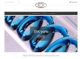 highpuritysolvent.com