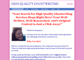 highqualityghostwriting.com