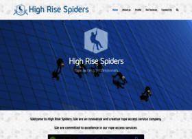 highrisespiders.com