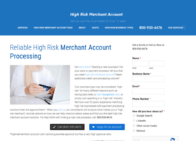 highriskmerchant-account.com