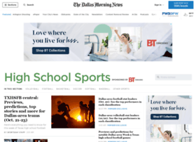highschoolsportsblog.dallasnews.com