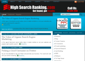 highsearchranking.com