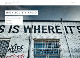 highsocietyradio.co