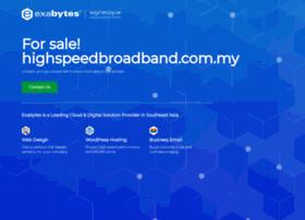 highspeedbroadband.com.my