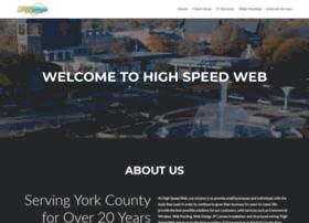 highspeedweb.net