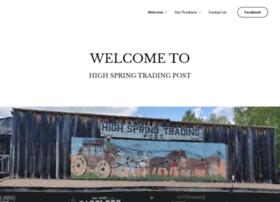 highspringtradingpost.com