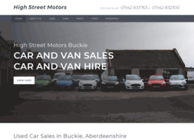 highstreetmotors.com