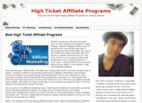 highticketaffiliateprograms.org