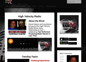 highvelocityradio.businessradiox.com