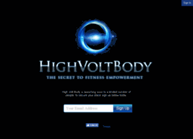 highvoltbody.com