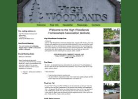 highwoodlands.org