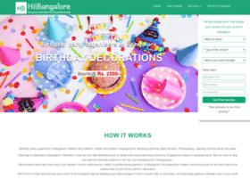 hiibangalore.com