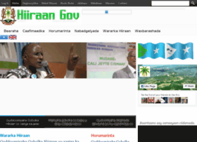 Hiiraan net websites and posts on hiiraan net