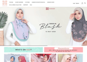 hijabsbyhanami.com