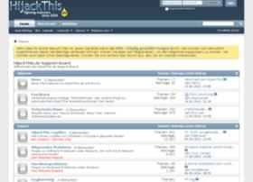 hijackthis-forum.de