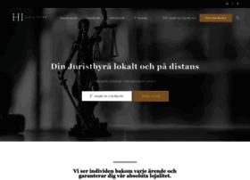 hijuristbyra.com