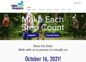 hikeforhospice.org