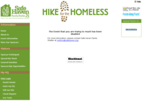 hikeforthehomeless.kintera.org