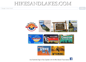 hikesandlakes.com