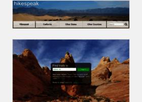 hikespeak.com