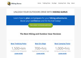 hikinggurus.com