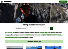 hikingguy.com