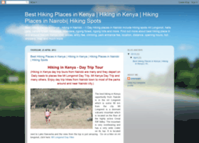 hikinginkenya.blogspot.com