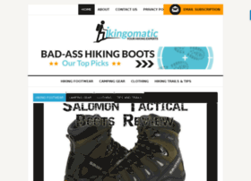 hikingomatic.com