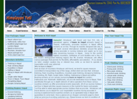 hikingtoursnepal.com