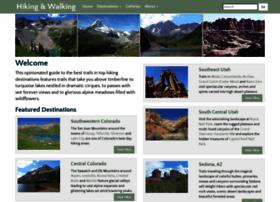 hikingwalking.com