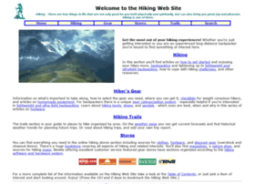 hikingwebsite.com