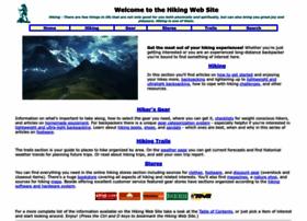 hikingwebsite.com