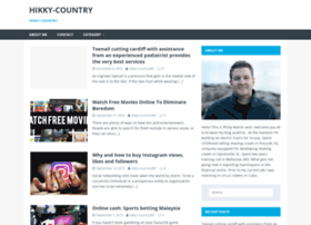 hikky-country.net
