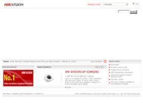 hikvision-usa.com