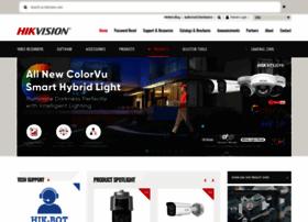 hikvision.com