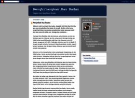 hilangkanbau.blogspot.com