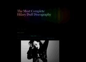 hilaryduffdiscography.webs.com
