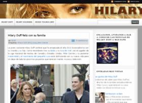 hilaryweb.com.es