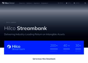 hilcostreambank.com