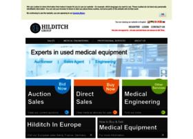hilditchauctions.co.uk