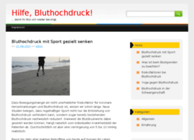 hilfe-bluthochdruck.de