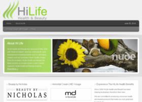 hilifehealthandbeauty.com
