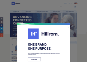 hill-rom.co.uk