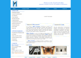 hillconelevators.com