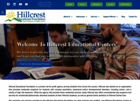 hillcrestec.org