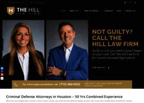 hillcriminaldefense.com
